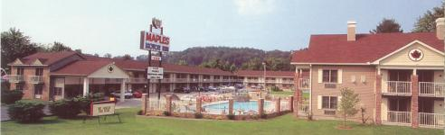 Maples motor inn pigeon forge tennessee lodging for Pigeon forge motor lodge pigeon forge tn